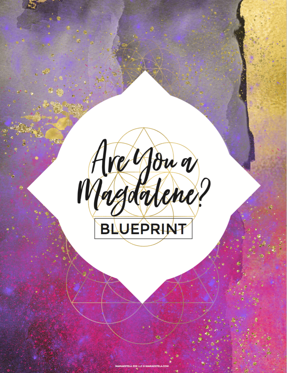 Are you a Magdalene? Get the Blueprint