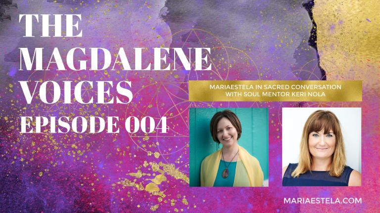 Keri Nola, The Magdalene Voices, Mariaestela, Teacher, Facilitator
