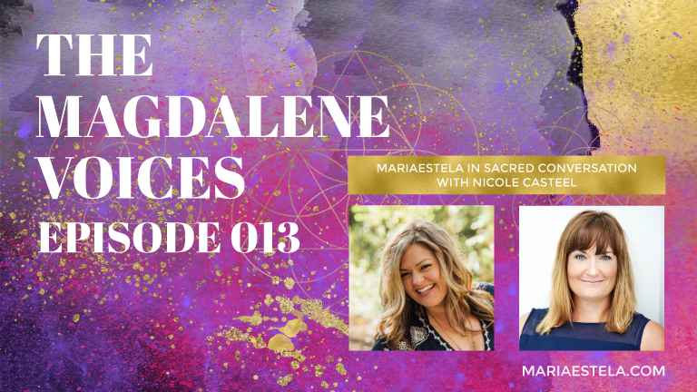 The Magdalene Voices, Sound Healing & Vibration, Nicole Casteel, Mariaestela, Spiritual Business Mentor